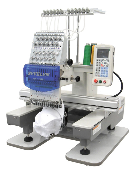 Macchine da ricamo monotesta zsk puntoricamo for Ricamo a macchina